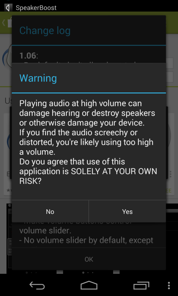 How to increase Volume of your Android Phones Speaker