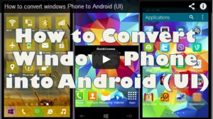 ,install android on windows phone 8,