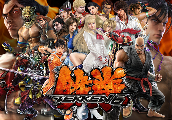 Play Tekken 6 Apk On Android Using Ppsspp Settings