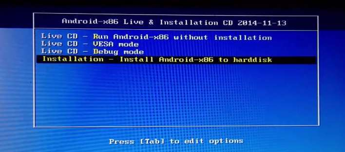 Install Android 5.0 Lollipop on Windows PC with Linux Dual Triple Boot - Techposts