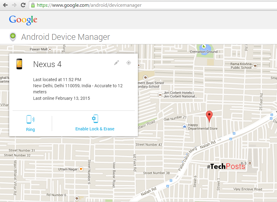 How to Find a Lost Silent Android Device in Home or Anywhere