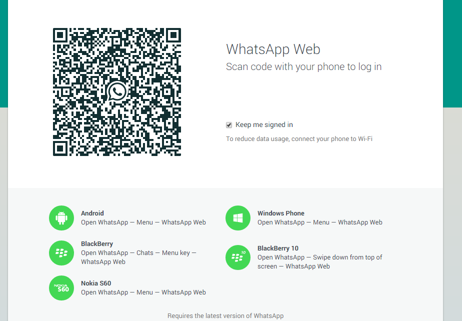 Scan QR Code With Mobile Phone or Tab