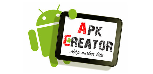Create Android Apps on Android Phone or Tab With APKcreator web2App pro
