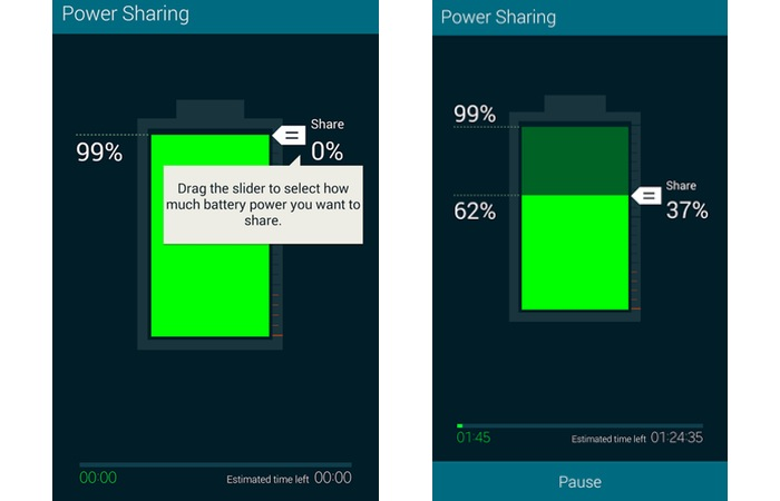 How To Share Your Battery Phone S Life To Another Phone