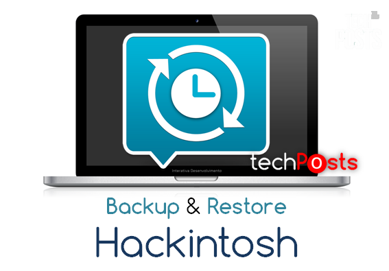 How to Back up and Restore your Hackintosh 2