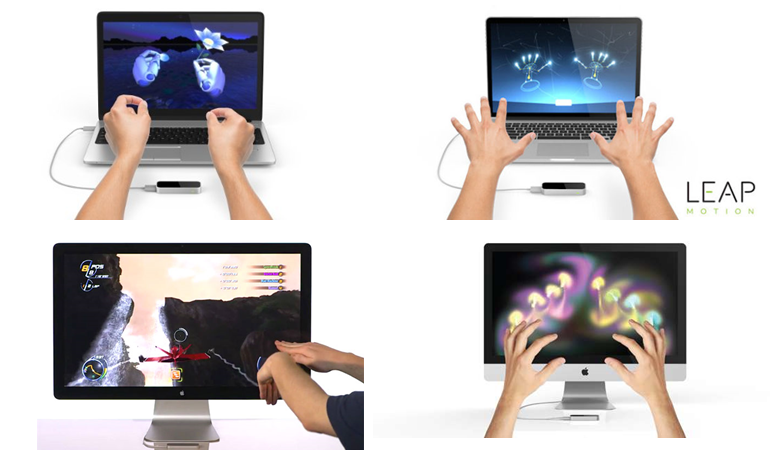 Leap Motion Controller for PC, Tablet, Laptops etc -Techposts