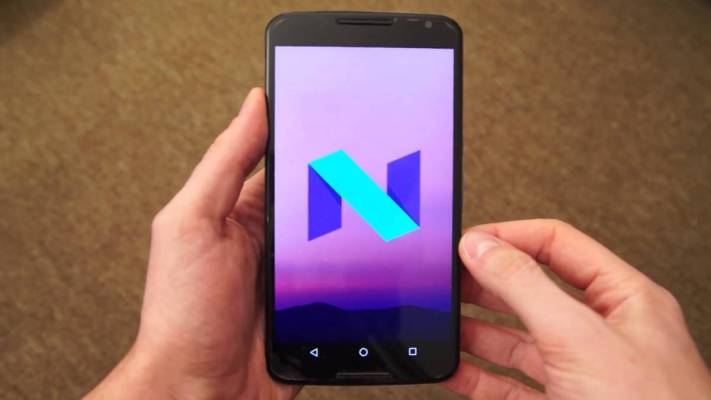 Android N developer preview installation