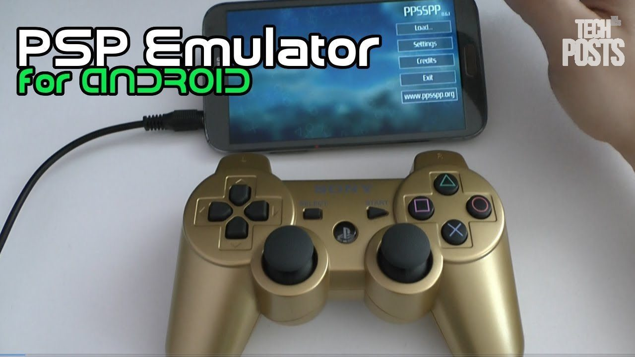 List of Top 10 PSP Emulator for Android Devices 2