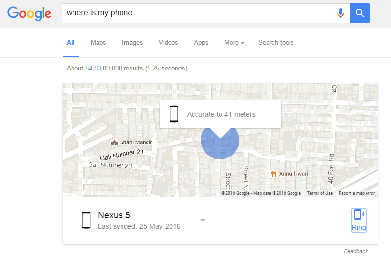 How To Protect And Find Your Lost Android Phone Using Google