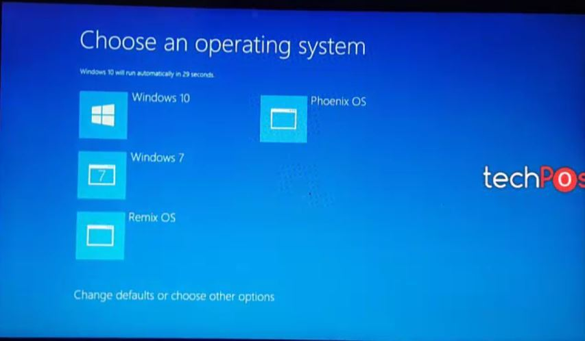 Install Android OS on Windows PC with One Click - Phoenix OS