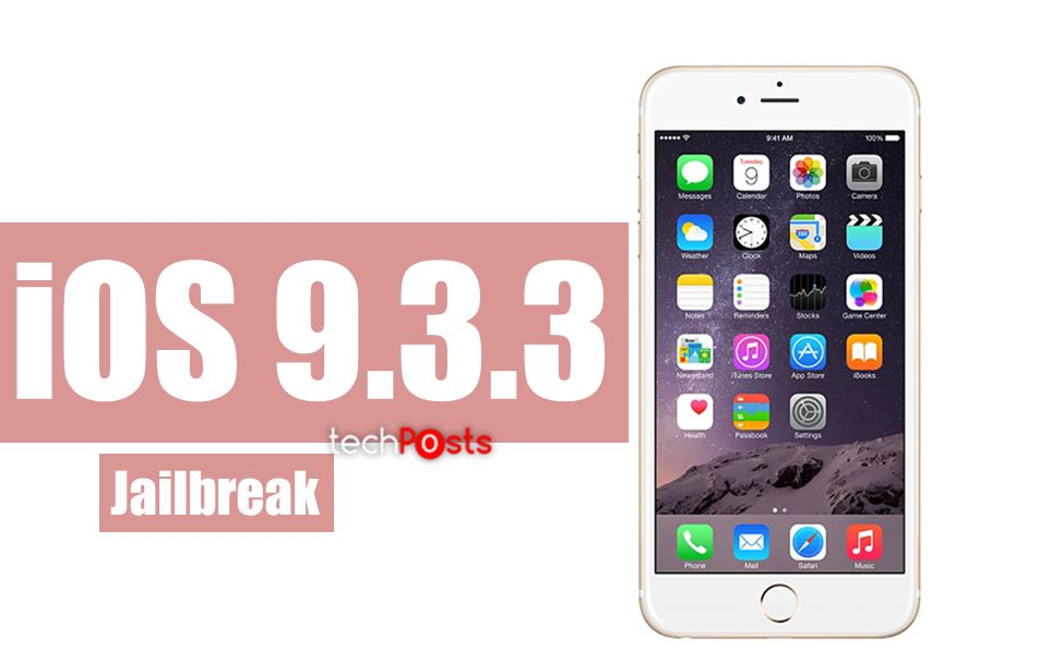 How to Jailbreak iPhone running on iOS 9.2 to 9.3.3 without PC