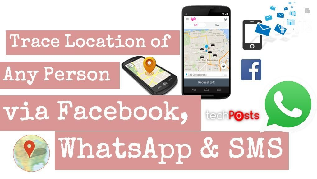 Trace Location of a Person by Chatting on Facebook or WhatsApp 1