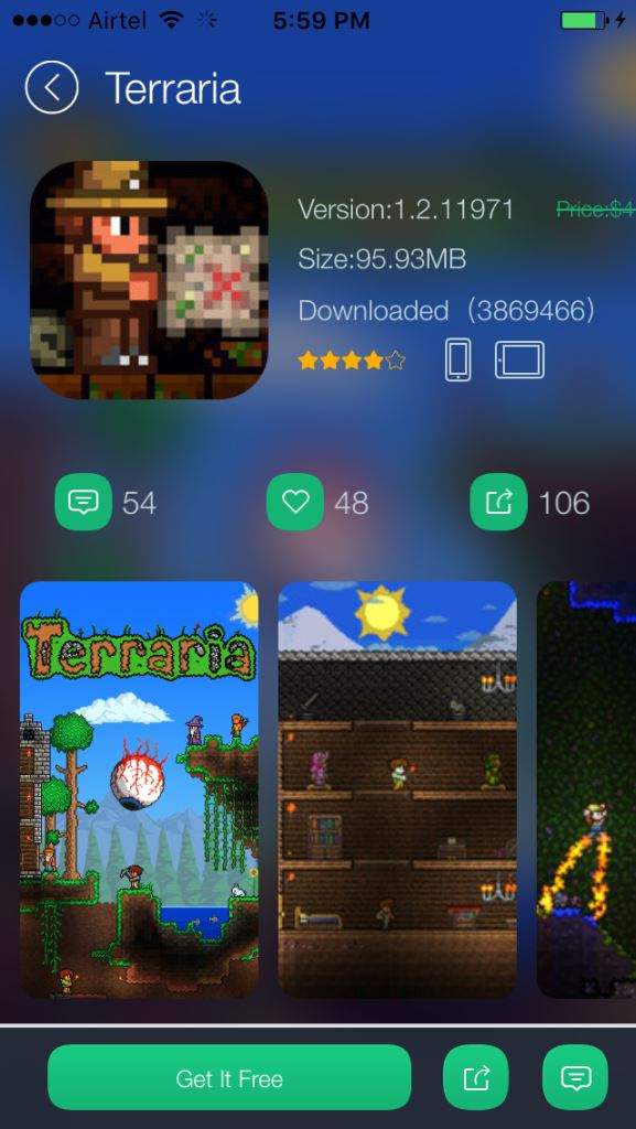 Install Modded Games in iOS Devices- Free In-app Purchases