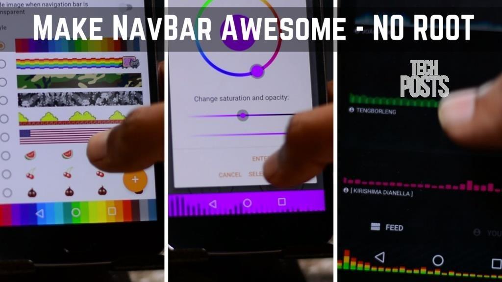 Make NavBar Awesome
