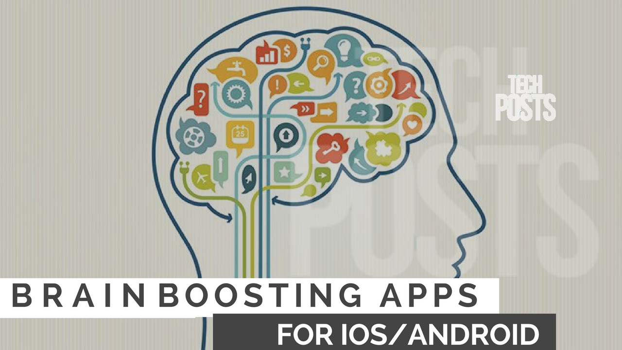 10 Mobile Apps that can Boost Your Brains and improve Your Creativity 1