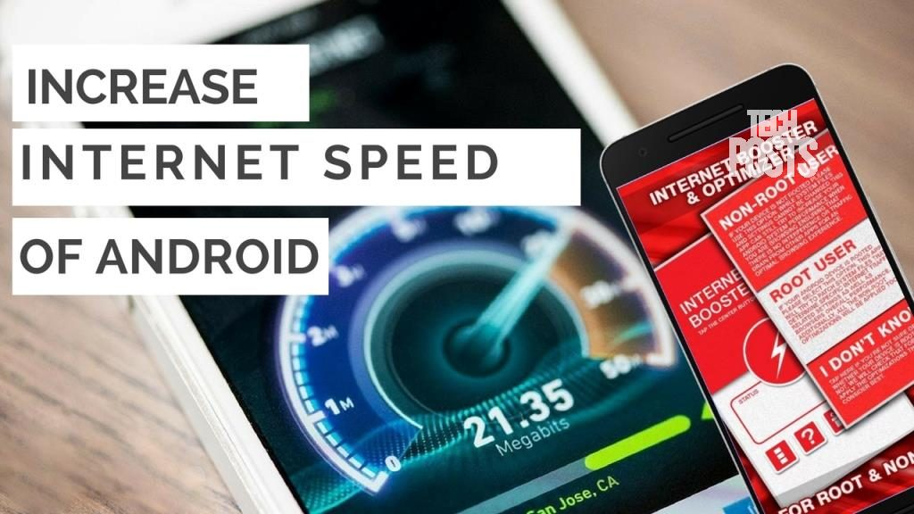 Increase Internet Speed of Your Android