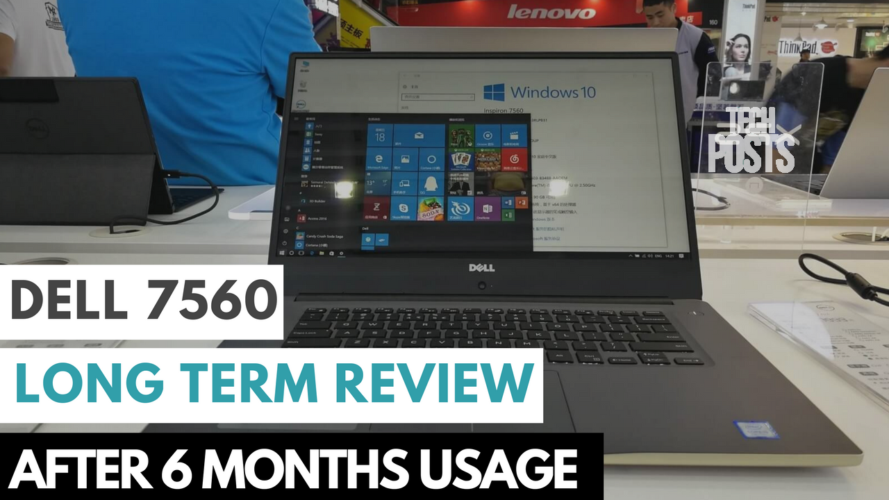 Dell XPS 15 9560 VS Inspiron 7560 Detailed Review and Comparison