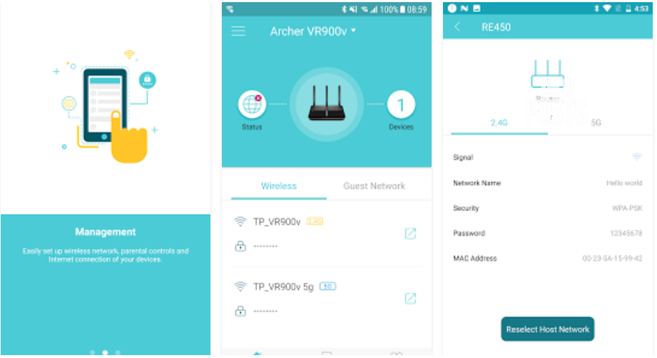TP-Link Tether - Android Apps on Google Play