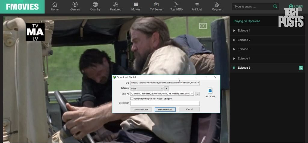Watch The Walking Dead Season 8 free on Fmovies