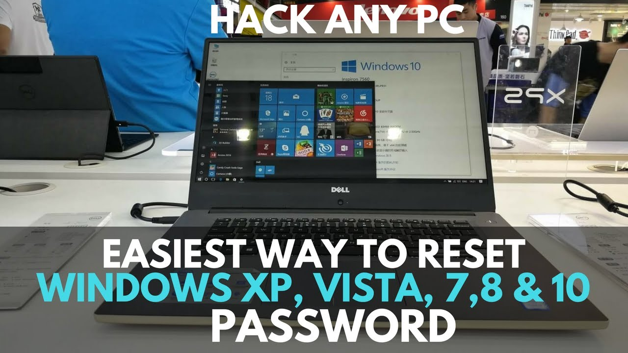 Forgot Windows Password Learn How to Reset or Change Windows 7, 8,10 Password