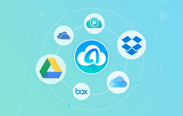 AnyTrans for Cloud - Manage All Your Clouds in One Place 2