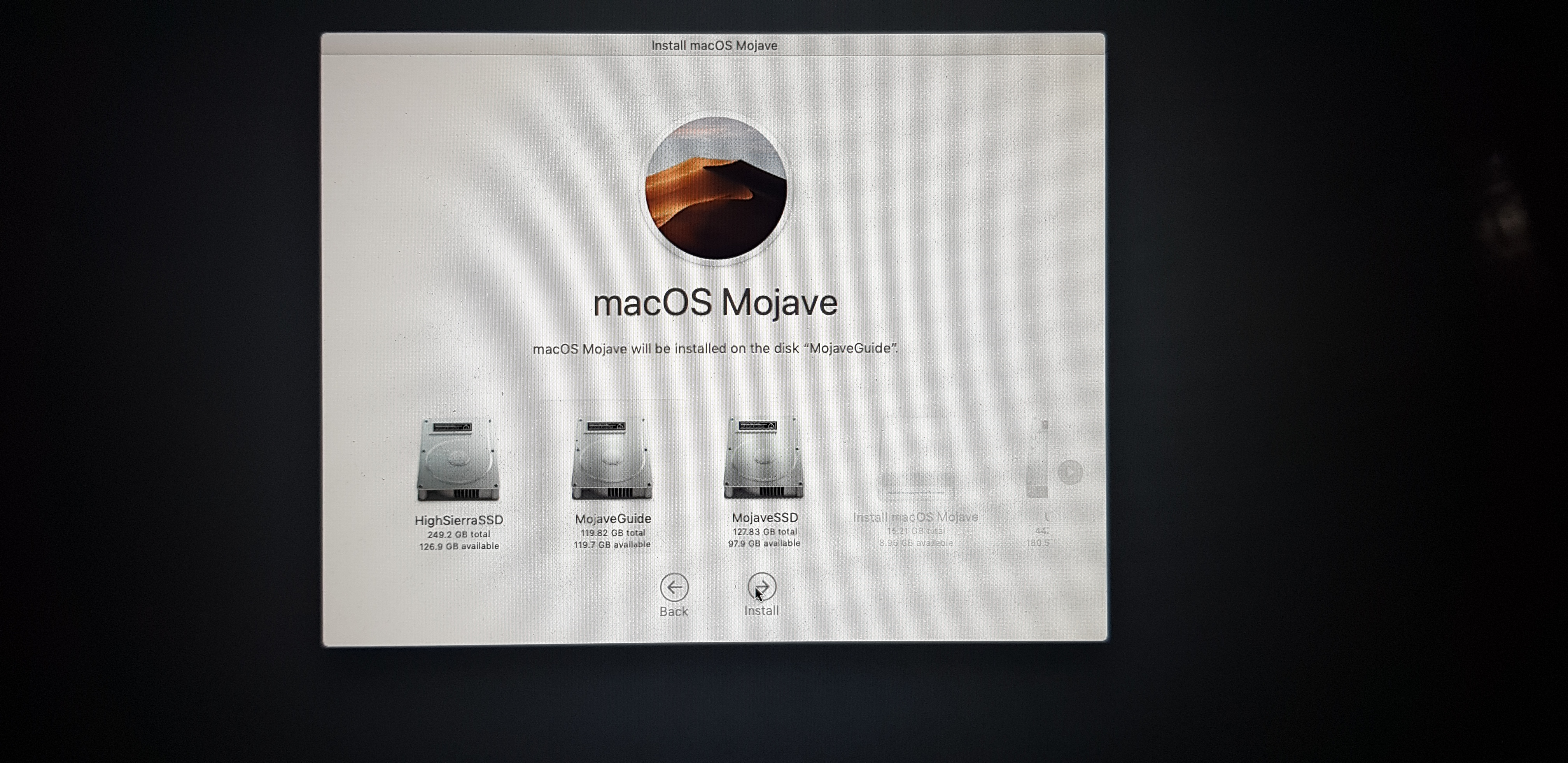 GUIDE] Dell 7560/7460 macOS Mojave 10 14 Installation