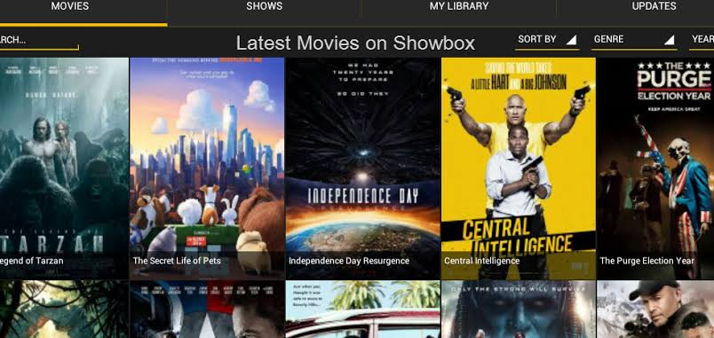 Showbox for firestick
