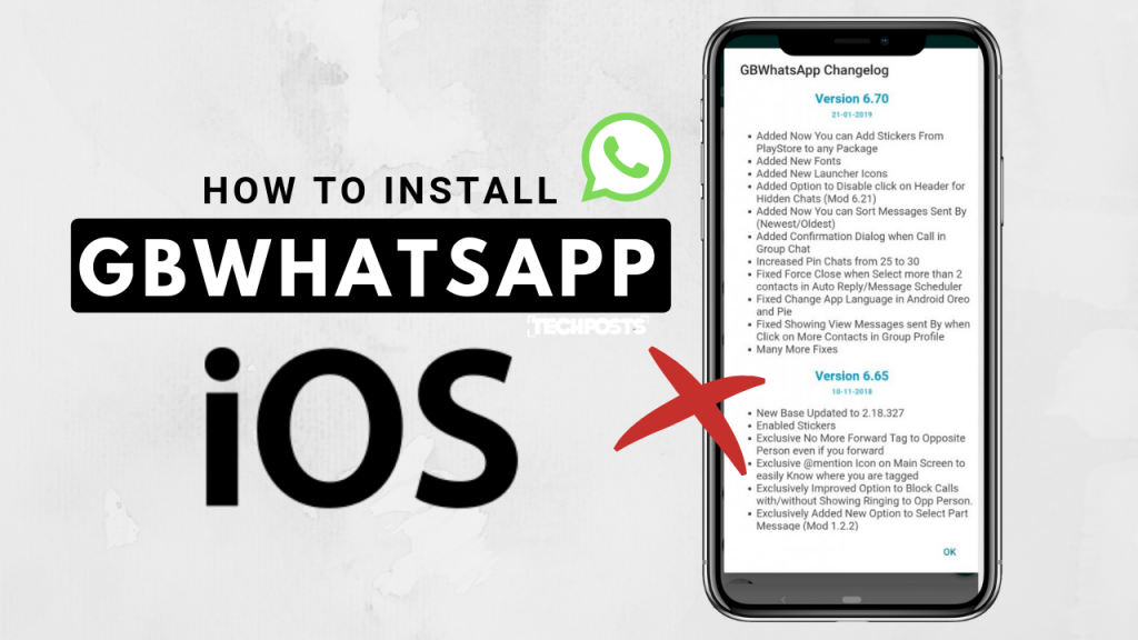 Download and Install GBWhatsApp 7 81 APK 2019 Latest Version