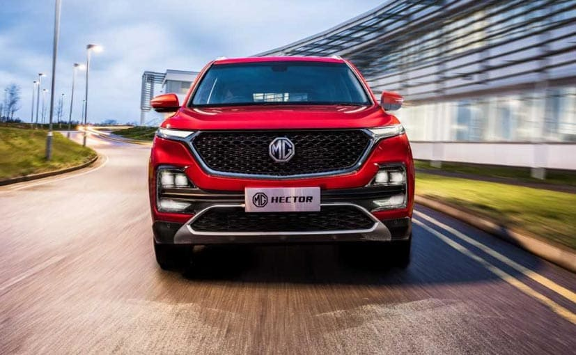 Mg Hector: A Car that Stays Connected
