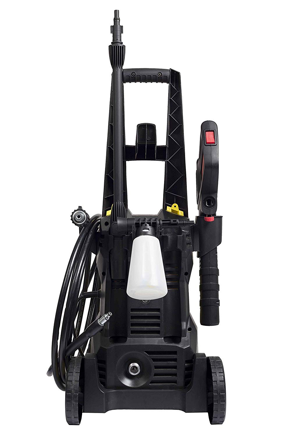 ResQtech 1700-Watt 135 Bar- Best Pressure Washer for Cars and AC in India 1