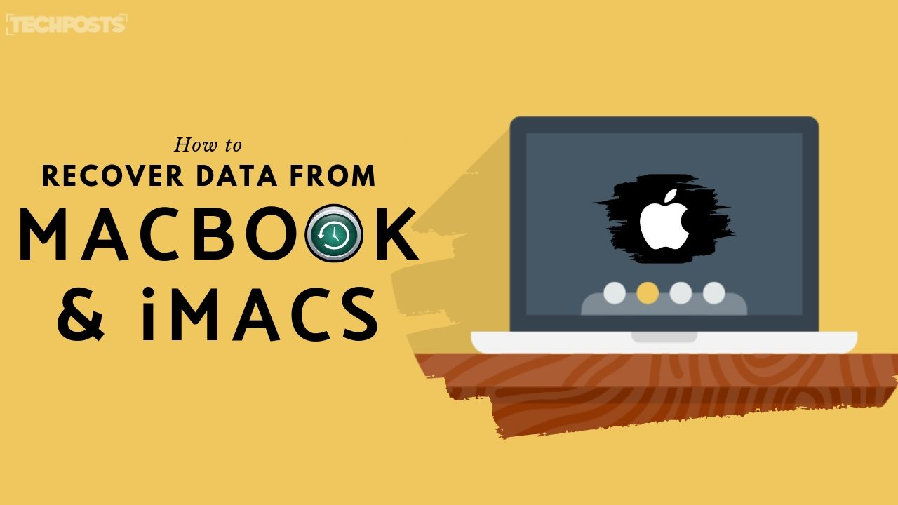 Recover deleted data from mac without Time machine backup